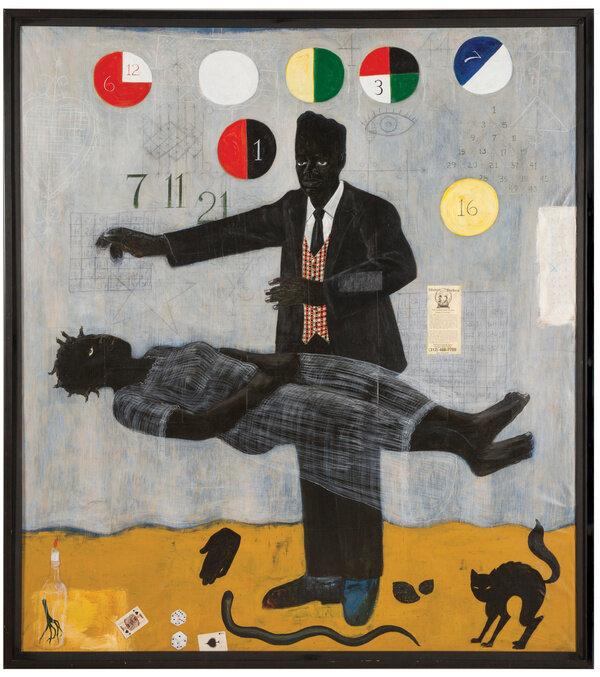Kerry James Marshall « Artists « Jack Shainman Gallery